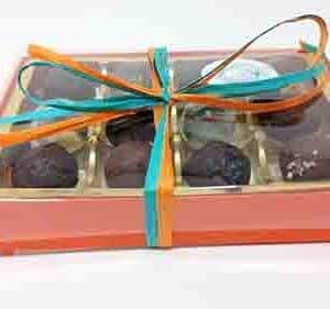 Assorted box of Nenette chocolates