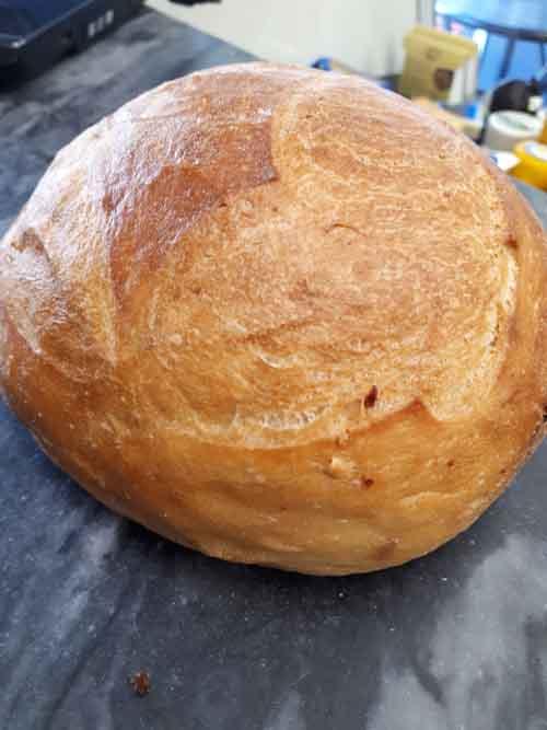 chilli bomb bread