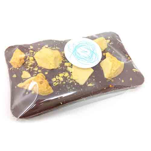 milke chocolate honeycomb