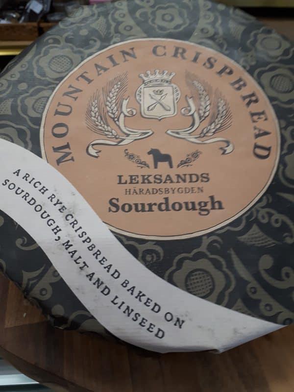 leksands sourdough crispbread
